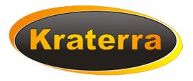 Kraterra Locações e Comércio Logo