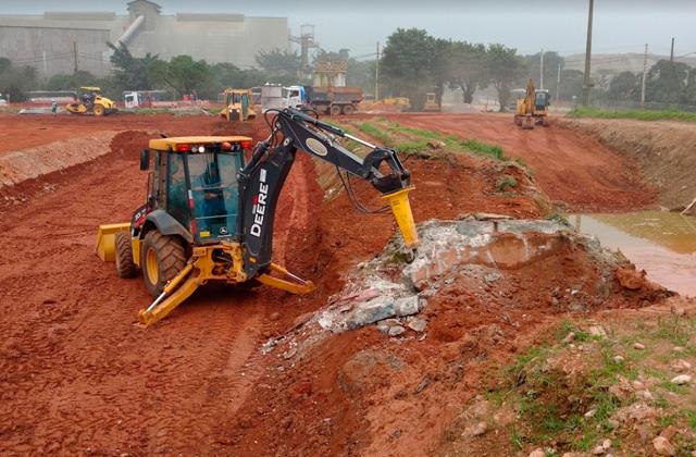 Locação de máquinas e equipamentos em Cubatão